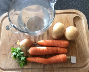 Dunrobin Valley Carrot and Potato Soup