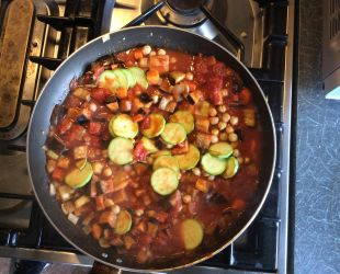 Dunrobin Valley Vegetable & Chickpea Stew