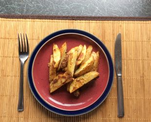 Dunrobin Valley Spicy Potato Wedges