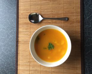 Dunrobin Valley Carrot and Butter Bean Soup
