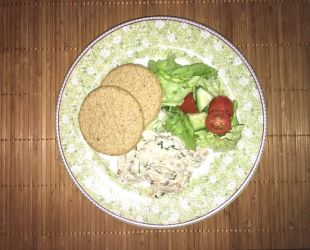 Dunrobin Valley Chive and Mackerel Pate