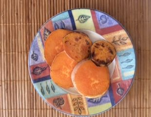 Dunrobin Valley Sweet Potato Discs