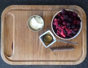 Dunrobin Valley Fruit Compote
