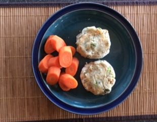 Dunrobin Valley Salmon Fish Cakes