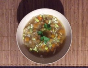 Dunrobin Valley Vegetable Broth